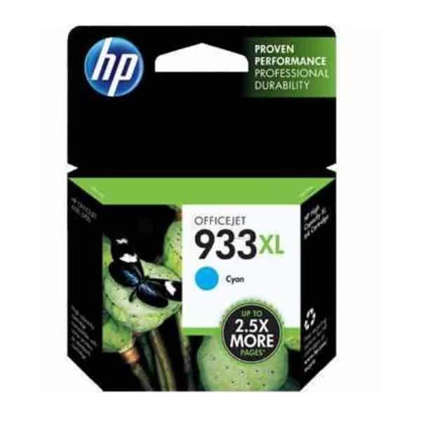 HP 933XL Original Tintenpatrone cyan