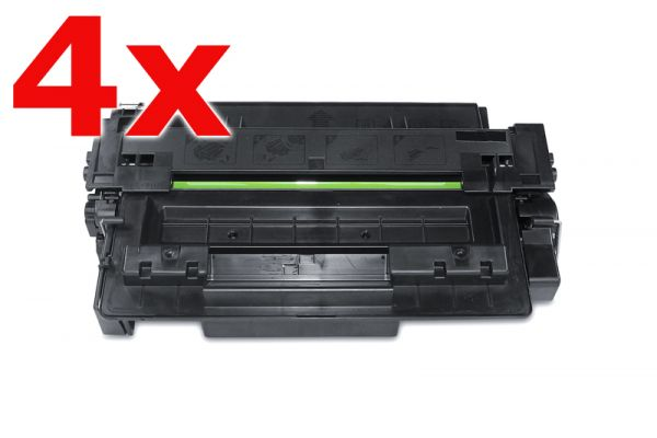 Alternativ zu HP Q7551A Toner Spar Set (4 Stück)