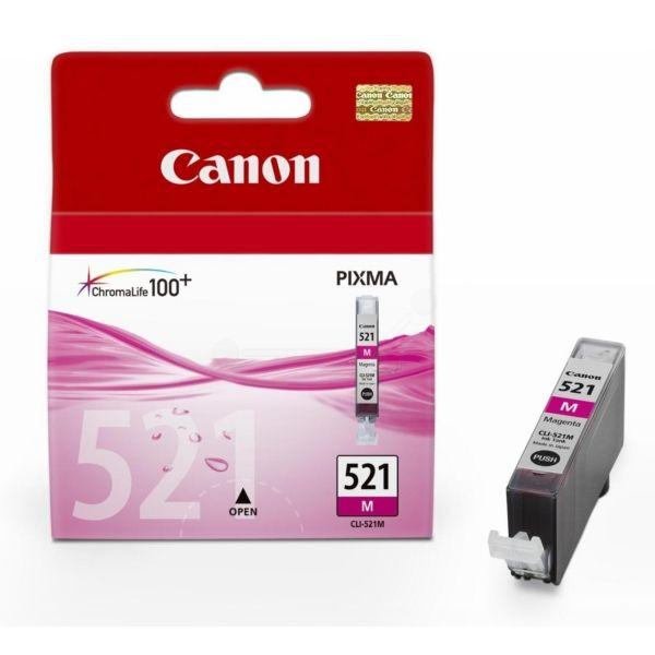 Canon 521M Original Tintenpatrone magenta