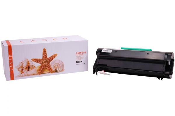 Alternativ zu Lexmark 602X Toner schwarz
