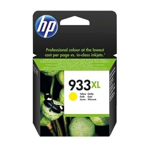 HP 933XL Original Tintenpatrone gelb