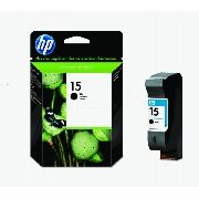 HP 15 Original Druckkopfpatrone schwarz