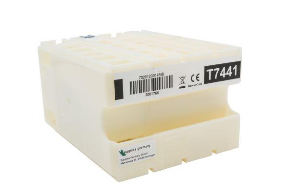 Alternativ zu Epson T7441 Druckerpatrone schwarz
