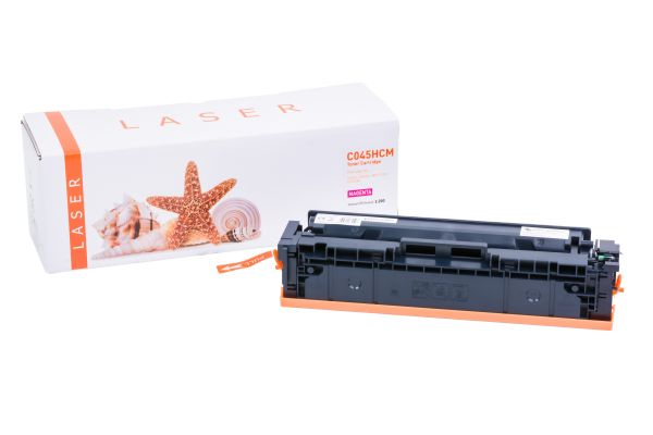 Alternativ zu Canon 045H Toner magenta