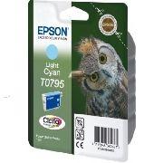 Epson T0795 Original Tintenpatrone cyan hell