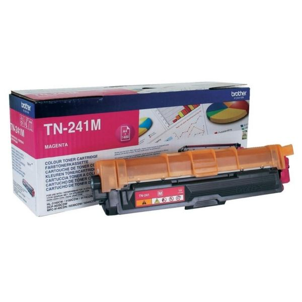 Brother TN-241M Original Toner-Kit magenta