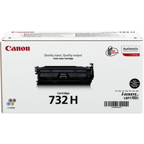 Canon 732H Original Tonerkartusche schwarz