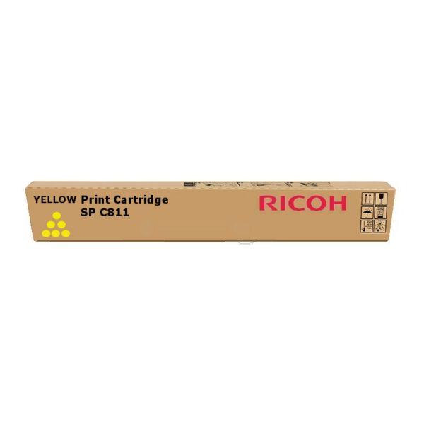Ricoh TYPESPC811 Original Toner gelb