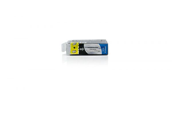 Alternativ zu Canon PGI-7BK Tinte schwarz high intensity