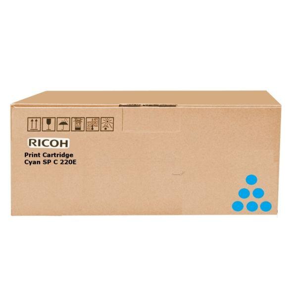 Ricoh 407544 Original Toner cyan