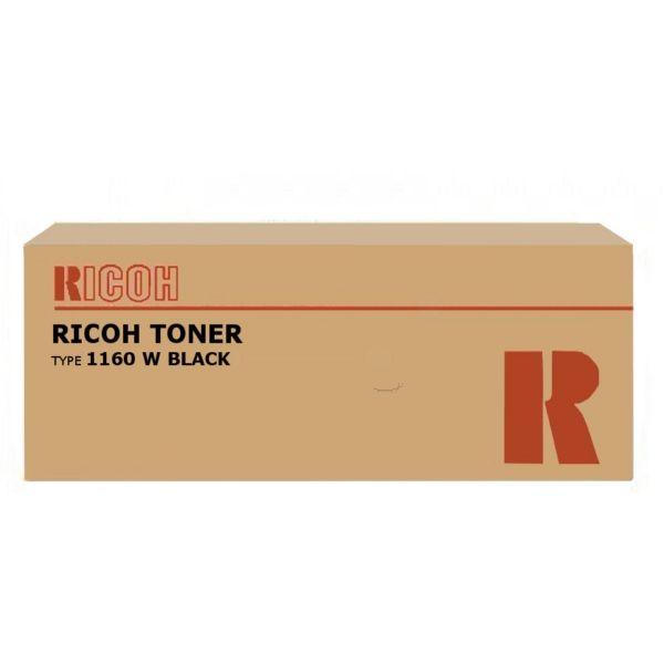 Ricoh TYPE1160W Original Toner schwarz