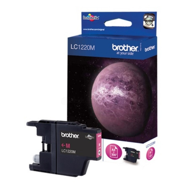 Brother Ink LC 1220 Magenta (LC1220M) 0,3k