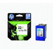 HP 22XL Original Druckkopfpatrone color High-Capacity
