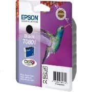 Epson T0801 Original Tintenpatrone schwarz