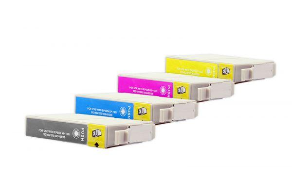 Alternativ zu Epson T1285 Druckerpatrone MultiPack Bk,C,M,Y