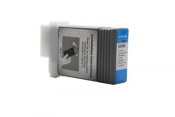 Alternativ zu Canon PFI-102C Tinte cyan