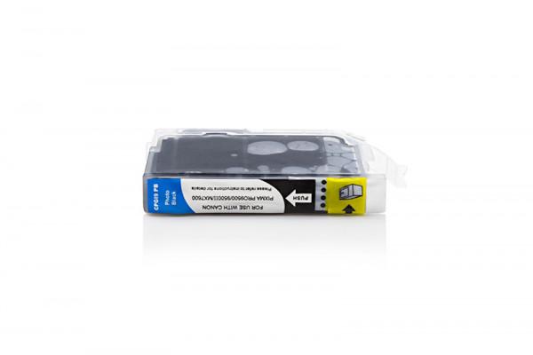 Alternativ zu Canon PGI-9PBK Tinte schwarz foto