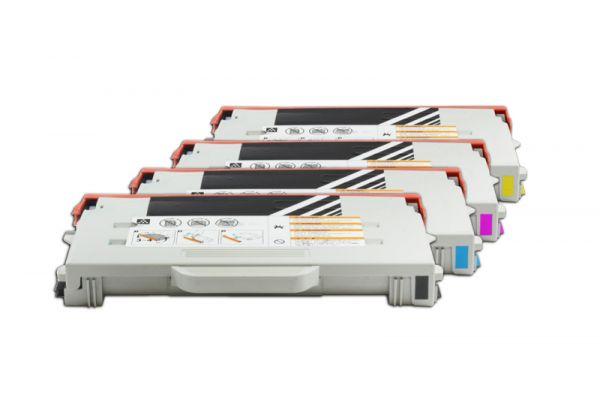 Alternativ zu Lexmark C510 Toner Spar-Set