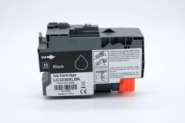 Alternativ zu Brother LC-3239XLBK Druckerpatrone schwarz