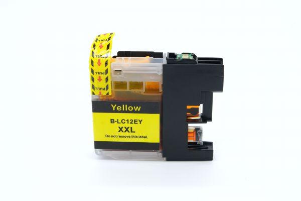 Alternativ zu Brother LC-12EY Druckerpatrone gelb