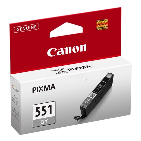 Canon 551GY Original Tintenpatrone grau