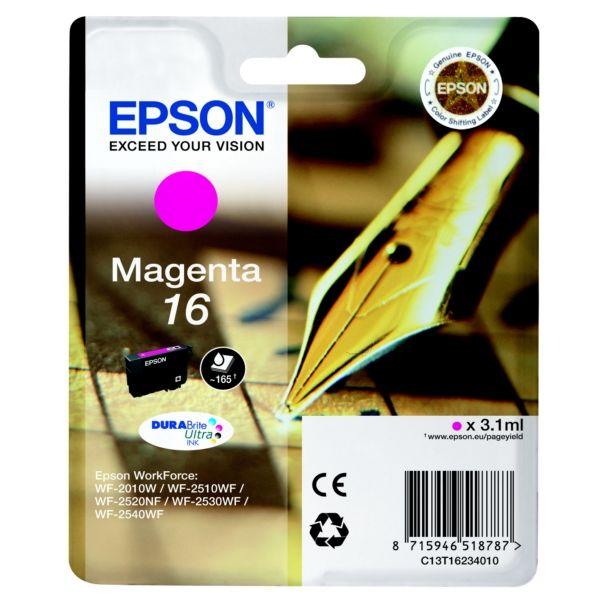Epson 16 Original Tintenpatrone magenta