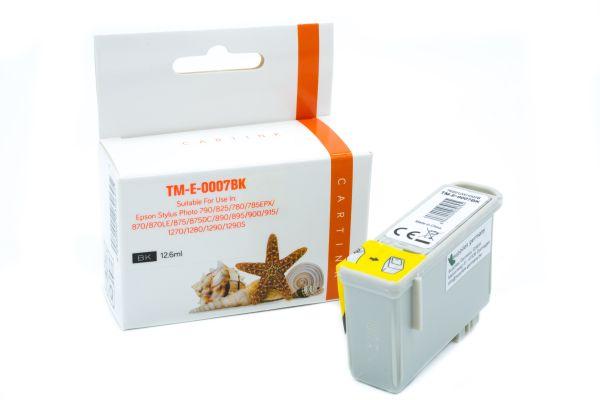 Alternativ zu Epson T007 Druckerpatrone schwarz