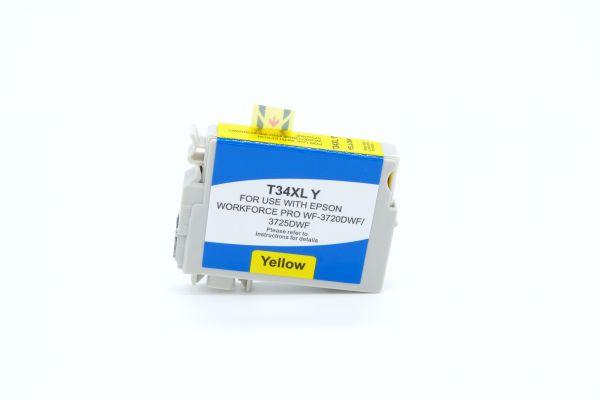 Alternativ zu Epson 34XL Druckerpatrone gelb