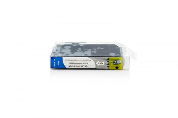 Alternativ zu Canon PGI-9GY Tinte grau
