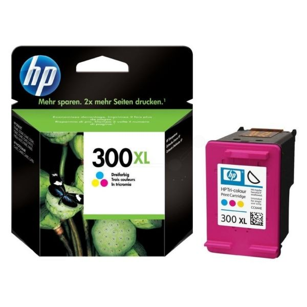 HP 300XL Original Druckkopfpatrone color