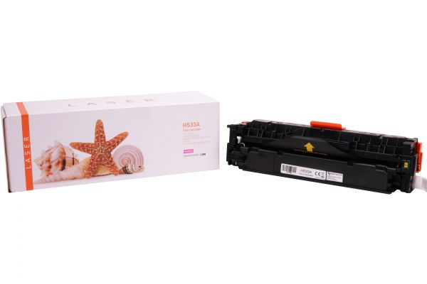 Alternativ zu HP 304A Toner magenta