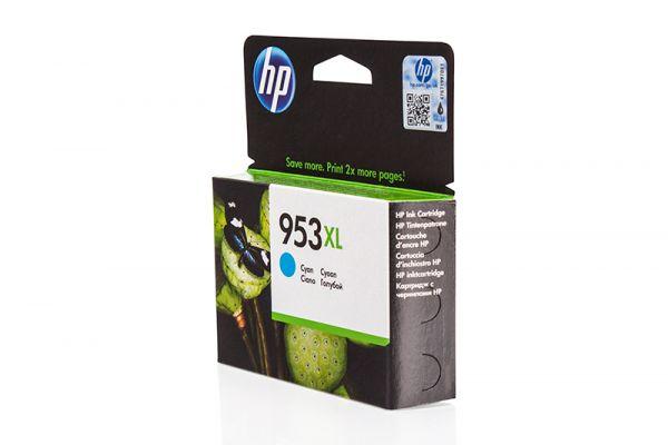HP 953XL Original Tintenpatrone cyan